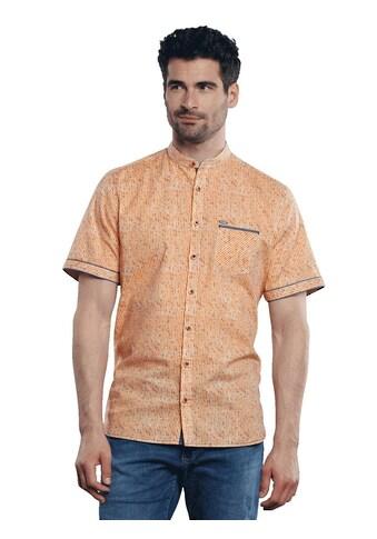 Engbers Kurzarmhemd, aus Leinen kaufen