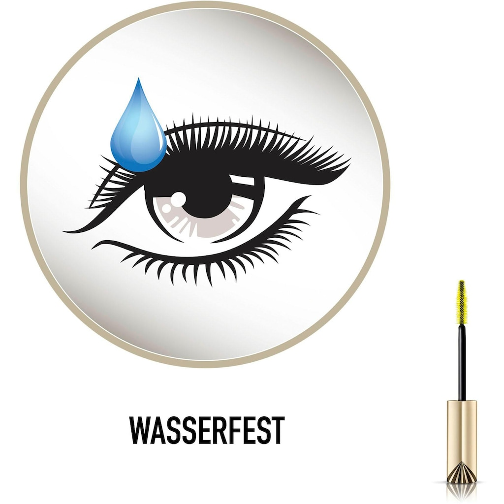 MAX FACTOR Mascara »Masterpiece Waterproof«