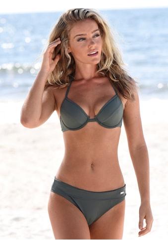 Bench. Bikini-Hose »Perfect«, Mit breitem Umschlagbund kaufen