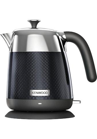 KENWOOD Wasserkocher »Mesmerine ZJM810.BK«, 1,6 l, 2200 W kaufen