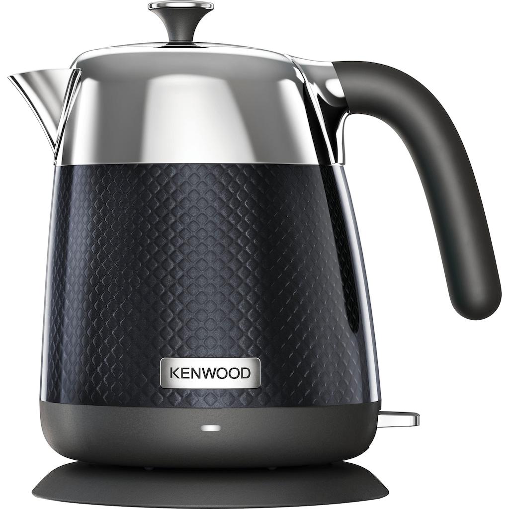 KENWOOD Wasserkocher »Mesmerine ZJM810.BK«, 1,6 l, 2200 W