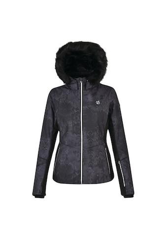 Dare2b Skijacke »Damen Iceglaze mit Kapuze mit Kunstfellbesatz« kaufen