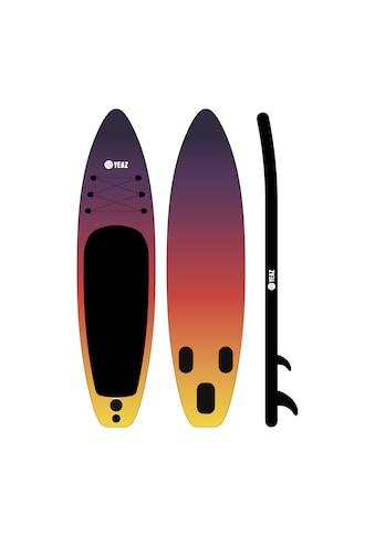 YEAZ Inflatable SUP - Board »SUNSET BEACH«, (5 - tlg.) kaufen