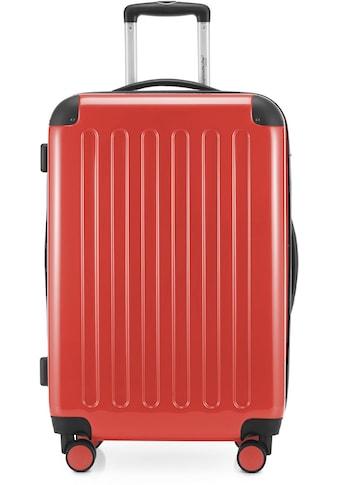 Hauptstadtkoffer Hartschalen-Trolley »Alex, 65 cm, Korall«, 4 Rollen kaufen