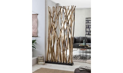 SIT Raumteiler »Romanteaka«, aus recyceltem Teakholz, Shabby Chic, Vintage, 100x200 cm kaufen