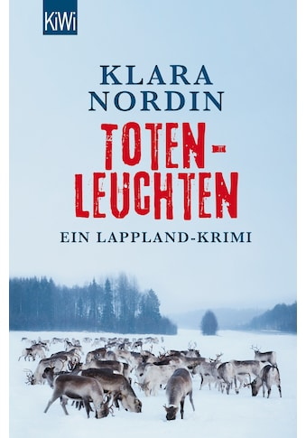 Buch »Totenleuchten / Klara Nordin« kaufen