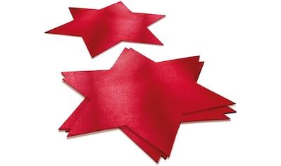 Platzset »Stern«, Ø 45 cm, 4-tlg. Set kaufen