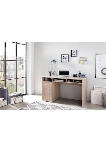 Wilmes Schreibtisch »MULTI«, mit 1 Tür, 1 Schublade, 3 Fächer kaufen