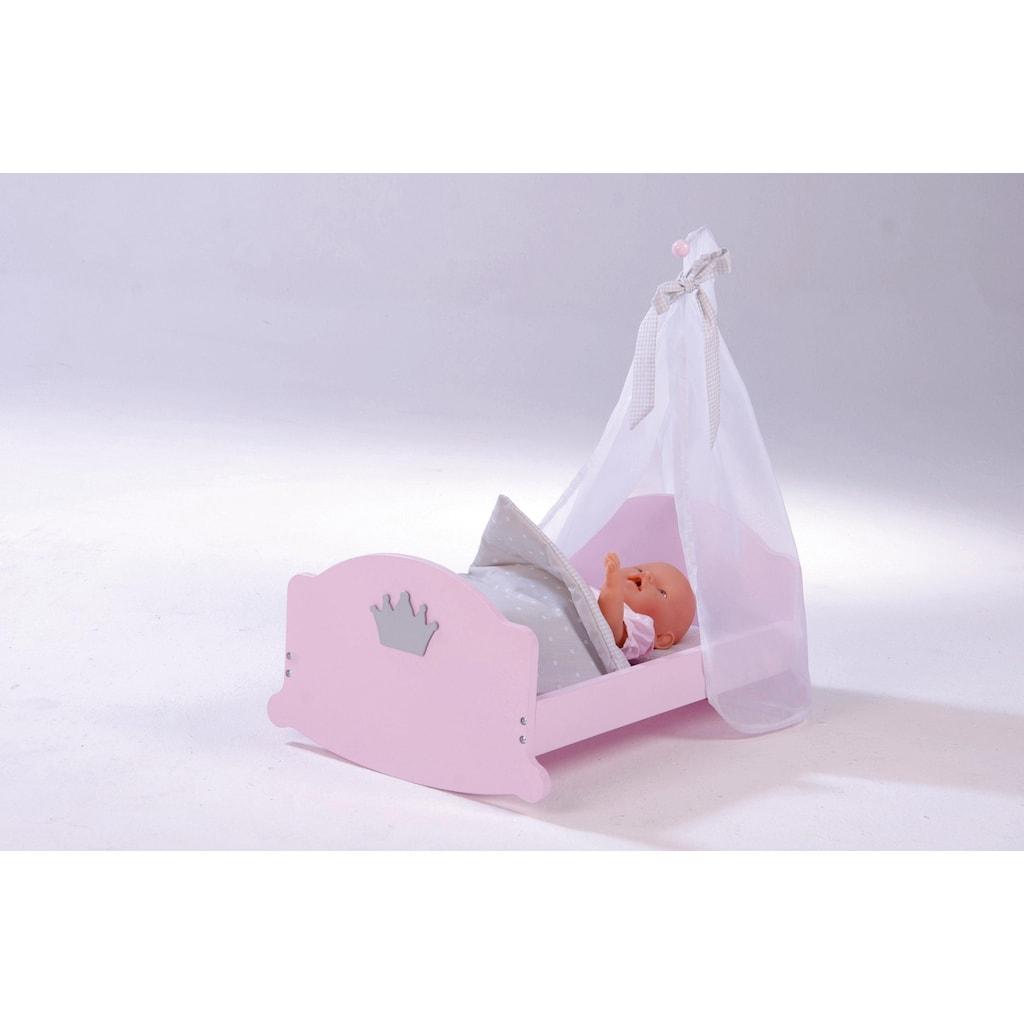roba® Puppenwiege »Prinzessin Sophie«