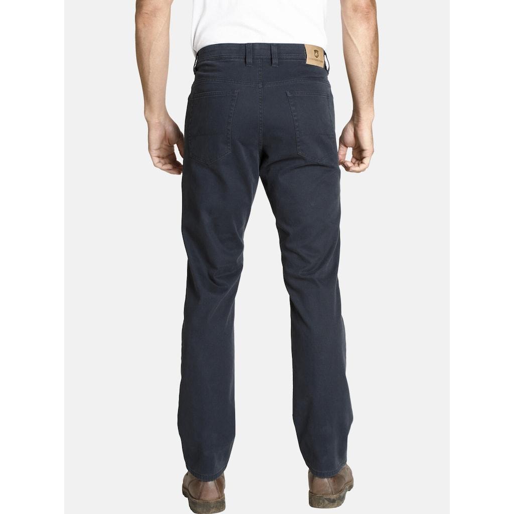 Jan Vanderstorm 5-Pocket-Hose »BALDER«, elastische Unterbauch-Hose