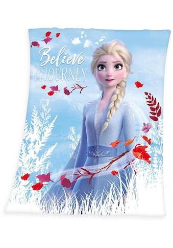 Kinderdecke »Die Eiskönigin 2  -  Believe in the Journey«, Walt Disney kaufen