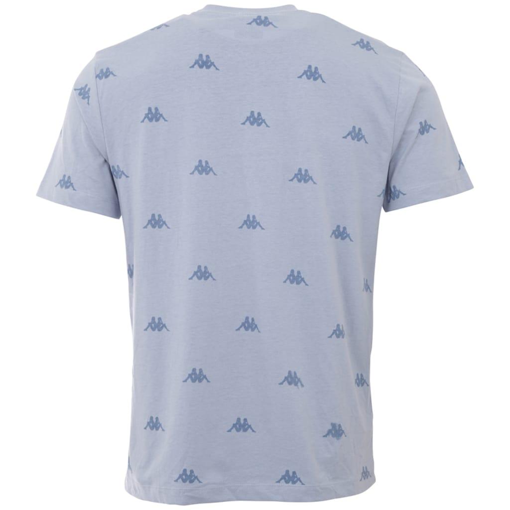 Kappa T-Shirt »IZDOT«, mit modischem Allover-Print<br />