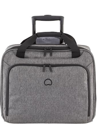 Delsey Business-Trolley »Esplanade, anthrazit«, 2 Rollen, mit 15,6-Zoll Laptopfach kaufen