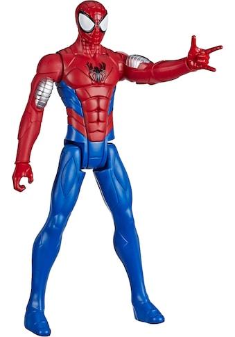Hasbro Actionfigur »Spider-Man Titan Hero Serie Web Warriors Armored Spider-Man« kaufen