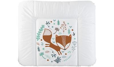 Rotho Babydesign Wickelauflage »Tiny Fox«, Made in Europe kaufen