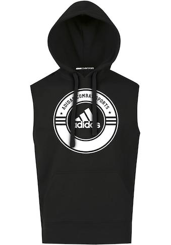 adidas Performance Trainingsshirt »Sleeveless Hoodie Combat Sports« kaufen