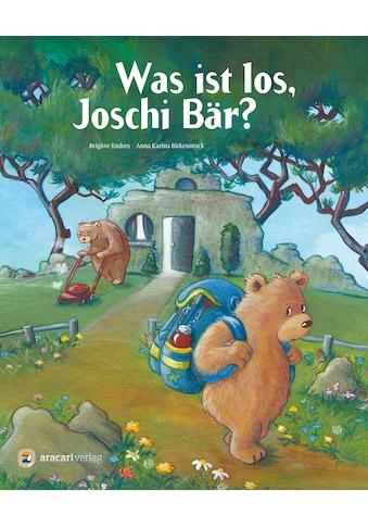 Buch »Was ist los, Joschi Bär? / Brigitte Endres, Anna Karina Birkenstock« kaufen