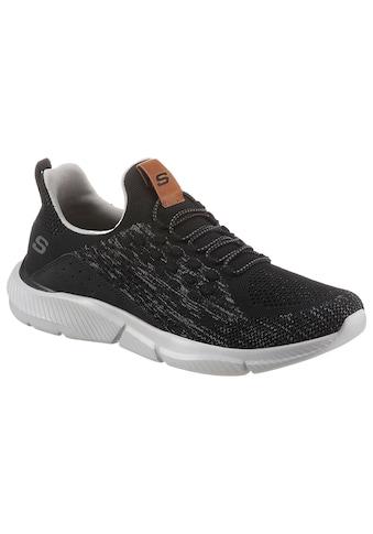 Skechers Slip-On Sneaker »INGRAM«, mit dezenten Kontrast-Details kaufen