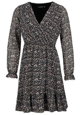 SUBLEVEL A-Linien-Kleid, in Wickeloptik kaufen