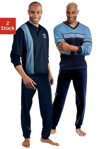 le jogger® Pyjama (2 Stück) kaufen