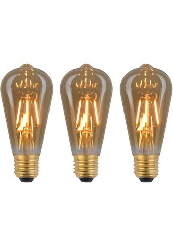 näve LED-Leuchtmittel »LED Leuchtmittel E27/4W 3er-Set«, E27, 3 St., Warmweiß, Set - 3 Stück, dimmbar kaufen