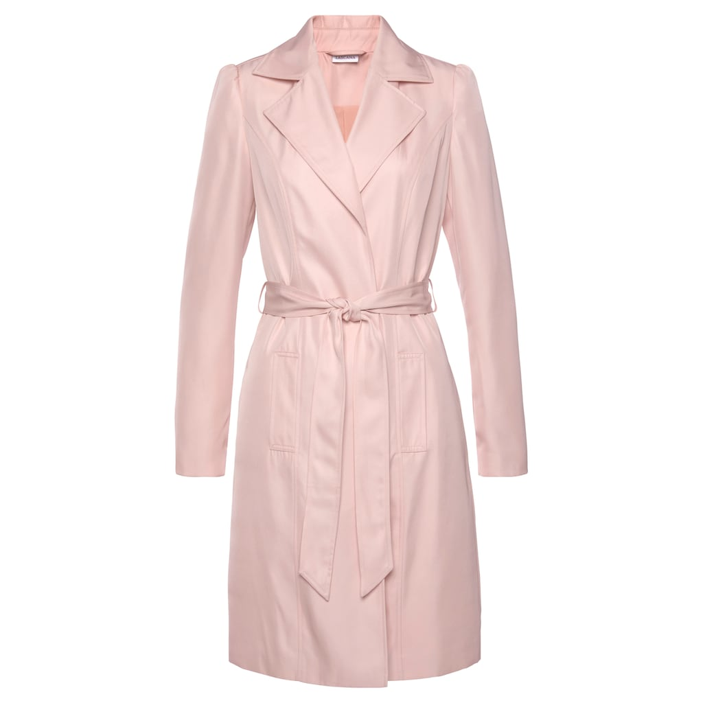 LASCANA Trenchcoat, in offener Form