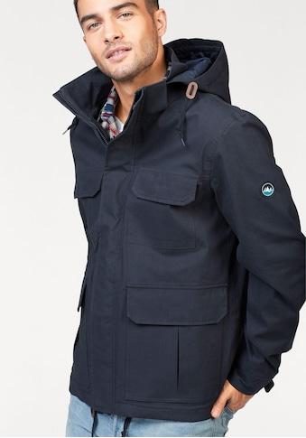 Polarino Funktionsjacke, mit sportlichen Pattentaschen kaufen