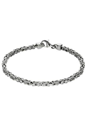 Firetti Silberarmband »in Königskettengliederung 4-kant, 3,0 mm breit«, Made in Germany kaufen