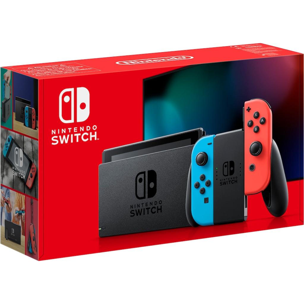 Nintendo Switch Konsole, (neues Modell)