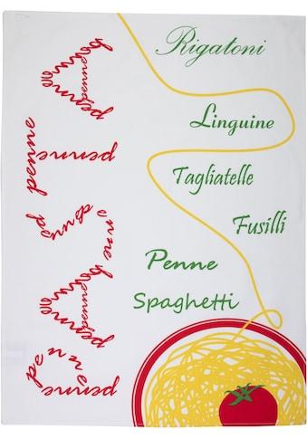 stuco Geschirrtuch »Pomodoro« kaufen
