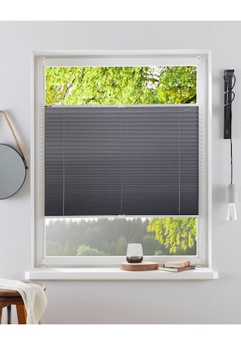 my home Plissee »LAHOLM«, Lichtschutz, ohne Bohren, verspannt, im Fixmaß, über 1.400... kaufen