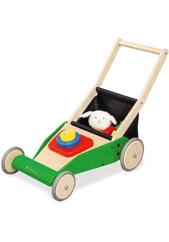 Pinolino® Lauflernwagen »Rasenmäher Klaas«, FSC®-Holz aus gewissenhaft... kaufen