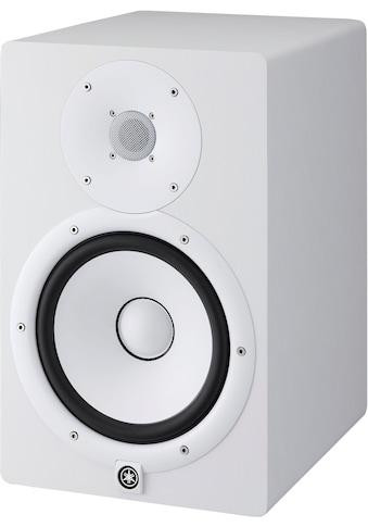 Yamaha Lautsprecher »Studio Monitor Box HS8W«, hochauflösender Klang und authentische... kaufen