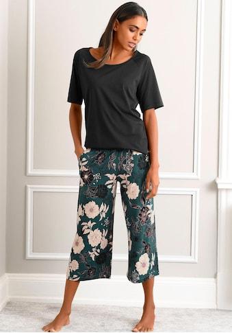 s.Oliver Bodywear Capri - Pyjama kaufen