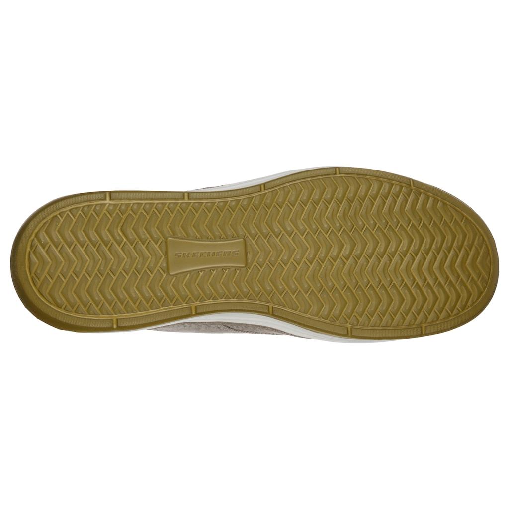 Skechers Sneaker »MORENO«, mit Goga Mat Ausstattung