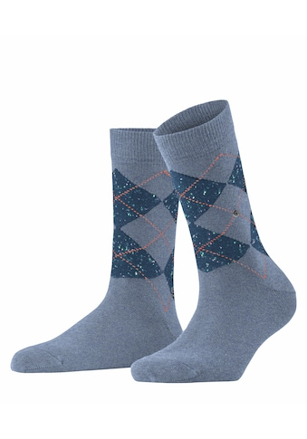 Burlington Socken »Neon Pixel Queen«, (1 Paar), mit Baumwolle kaufen