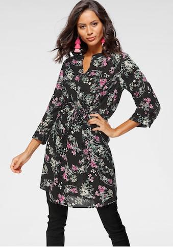 Laura Scott Hemdblusenkleid, mit Bindeband - NEUE KOLLEKTION kaufen