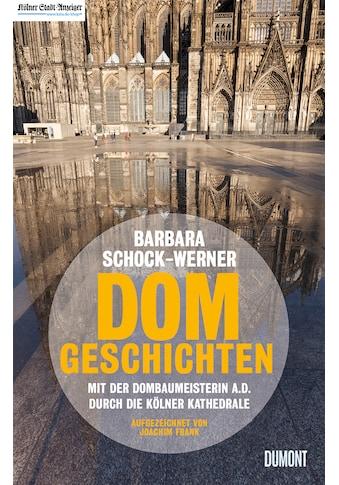 Buch »Dom-Geschichten / Barbara Schock-Werner, Joachim Frank, Gerd Bachner (Domprobst)« kaufen