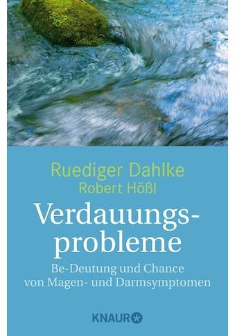 Buch »Verdauungsprobleme / Ruediger Dahlke, Robert Hößl« kaufen