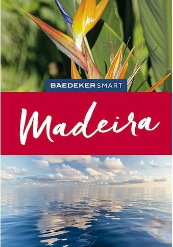 Buch Baedeker SMART Reiseführer Madeira / Sara Lier kaufen