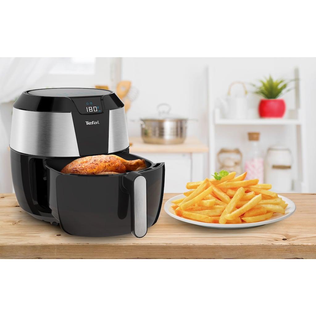 Tefal Heissluftfritteuse »EY701D Easy Fry XXL«, Fassungsvermögen 1,6 kg