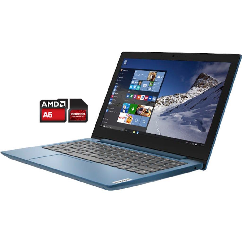 "Lenovo Notebook »ideapad Slim 1-11AST-05«, (29,46 cm/11,6 "" AMD A6 Radeon R4\r\n), Kostenloses Upgrade auf Windows 11, sobald verfügbar"