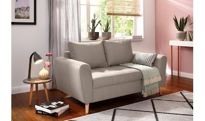 Home affaire 2-Sitzer »Penelope Luxus«, mit besonders hochwertiger Polsterung für bis... kaufen