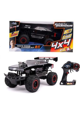 "JADA RC - Monstertruck ""Fast & Furios, Doms Dodge Charger R/T"" kaufen"