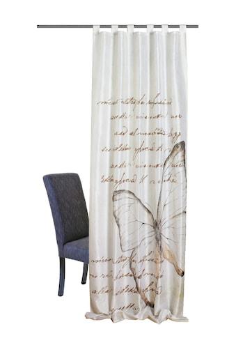 Vorhang, »Avonia«, HOME WOHNIDEEN, Schlaufen 1 Stück kaufen