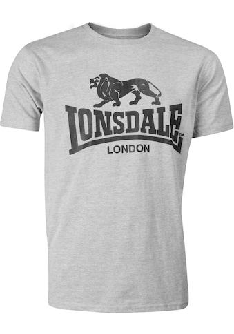 Lonsdale T-Shirt »LOGO« kaufen