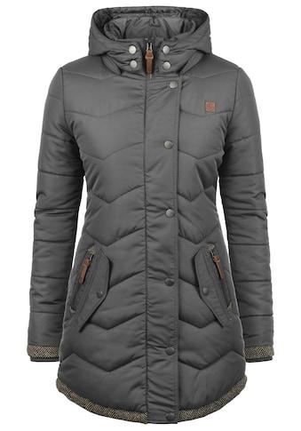 DESIRES Steppmantel »Denise«, Mantel mit abnehmbarer Kapuze kaufen