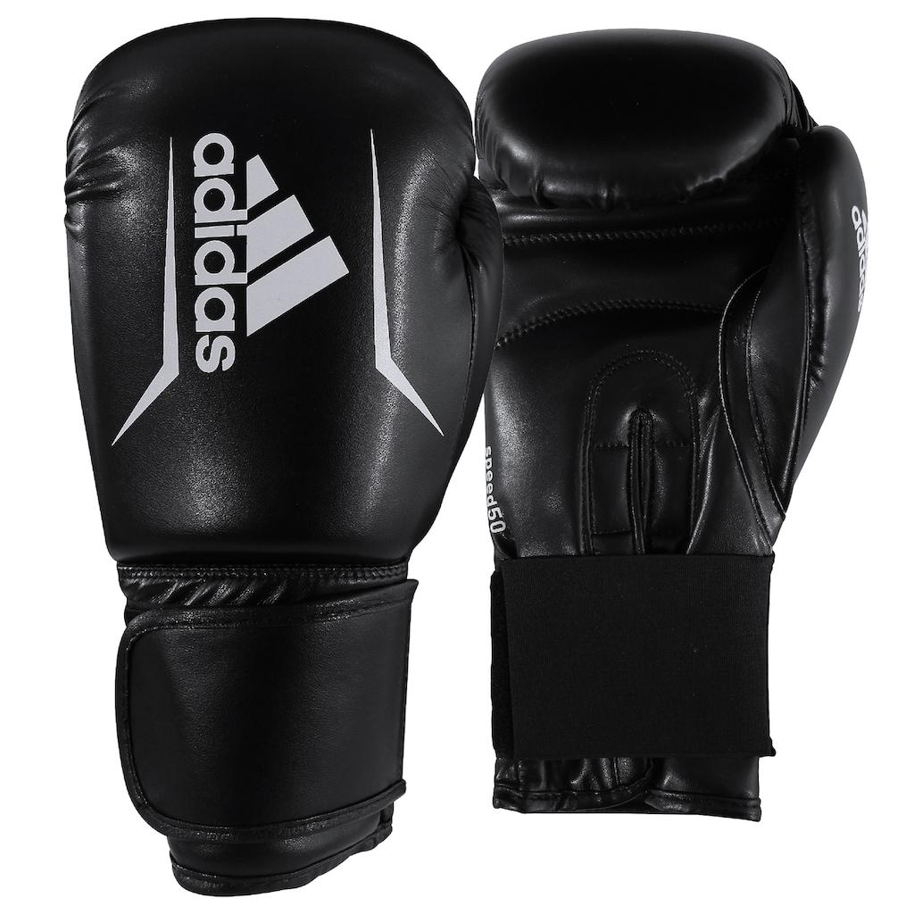 adidas Performance Boxsack »Junior Boxing Set«, (Set, mit Boxhandschuhen)