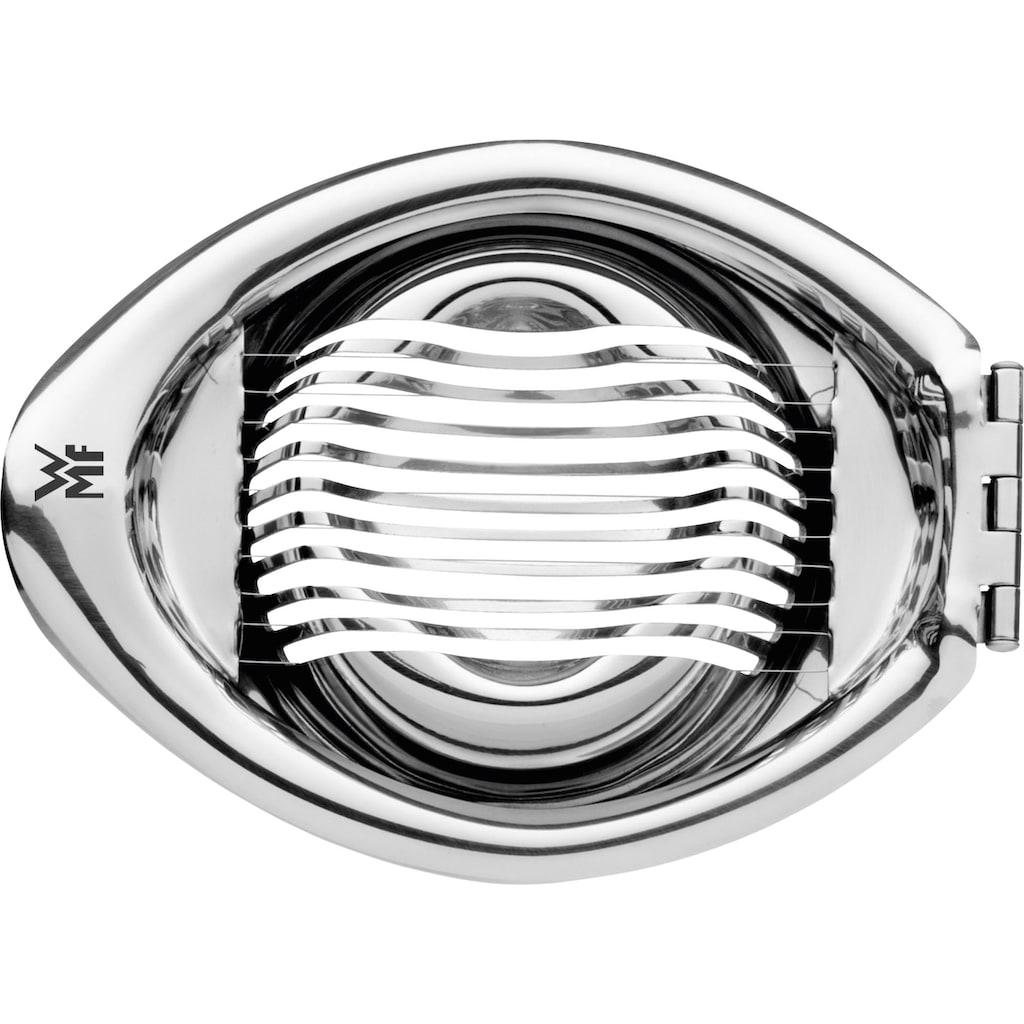 WMF Eierschneider »Gourmet«, Cromargan® Edelstahl Rostfrei 18/10, multifunktional