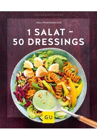 Buch »1 Salat - 50 Dressings / Inga Pfannebecker« kaufen